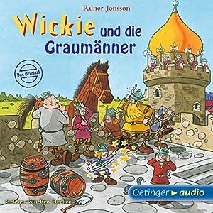 Wickie und die Graumänner Hörbuch