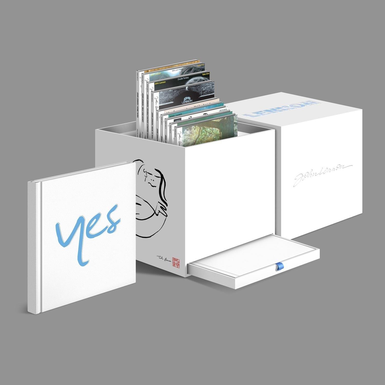 John Lennon – The Signature Box (11 CD Box Set) (2010) [FLAC]