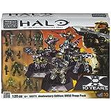 Halo Mega Bloks Set #96970 Anniversary Edition UNSC Troop Pack