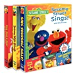 Sesame Street Sings Box Set (Sing You...