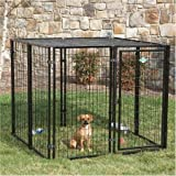 PetSafe Cottageview Boxed Kennel, 5-Foot-by-5-Foot-by- 4-Foot