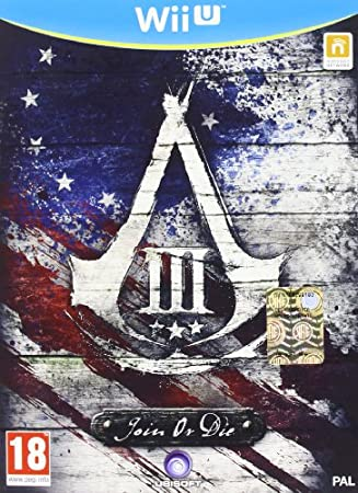 Assassin's Creed III - Join or Die Edition
