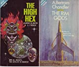 The Rim Gods / The High Hex (Ace Double 72400) (0441724000) by A. Bertram Chandler