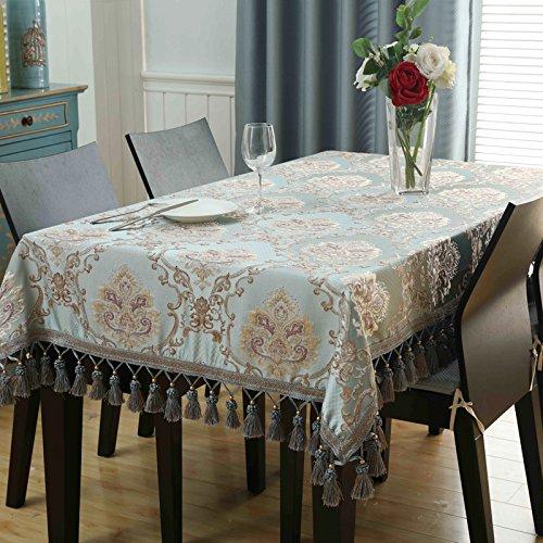 New One Day-De estilo europeo mesa de tela de la sala de estar mesa de café mantel forma cuadrada , 140*200cm