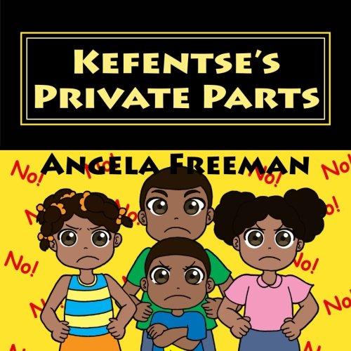 Kefentse's Private Parts