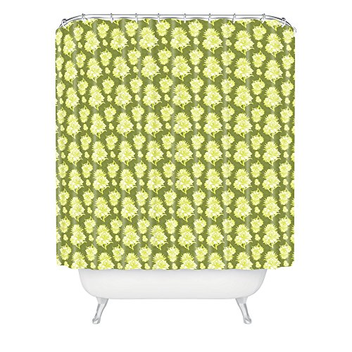 Deny Designs Caroline Okun Artichoktica 1 Shower Curtain