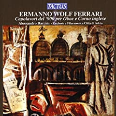 Ferrari: Chamber Works for Oboe & English Horn