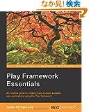 Play Framework Essentials
