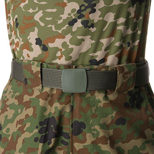 (ジェイジィエスディエフ)J.G.S.D.F 作業・戦闘服用ウエストベルト38㎜【自衛隊衣料】 J.G.S.D.F