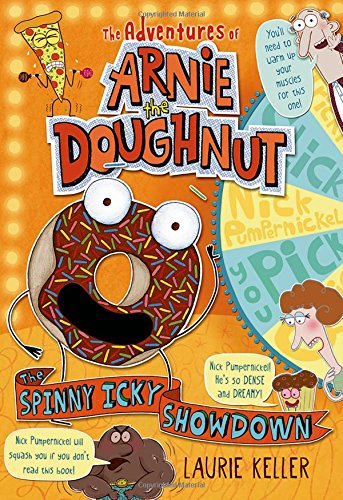 The Spinny Icky Showdown (The Adventures of Arnie the Doughnut) PDF