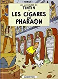 TINTIN T.04 : LES CIGARES DU PHARAON