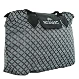 #9: Kuber Industries Waterproof Foldable Shopping Handbag, Travel Bag (Color & Print may vary as per availability)