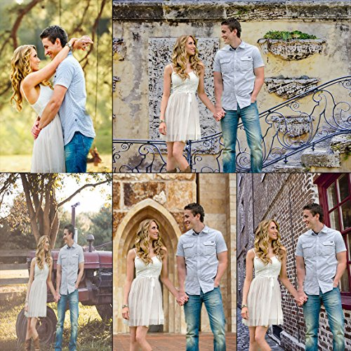 """ENGAGEMENT"" 100 UNIQUE Virtual Photograph Backgrounds Images Backdrops Wedding ceremony"