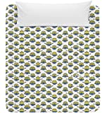 Despicable Me Minions Fitted Sheet Single Bed