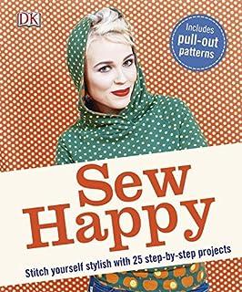 Book Cover: Sew Happy