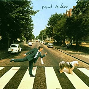 Paul Mccartney-Paul Is Live