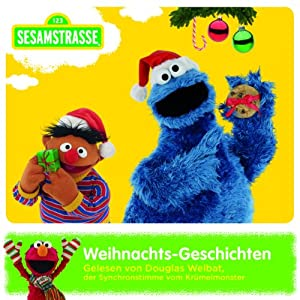 Sesamstraße: Weihnachts-Geschichten Hörbuch