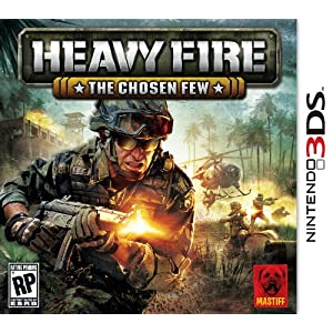 Heavy Fire The Chosen Few for Nintendo 3DS
