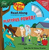 Phineas and Ferb Read-Along Storybook and CD: Platypus Power!