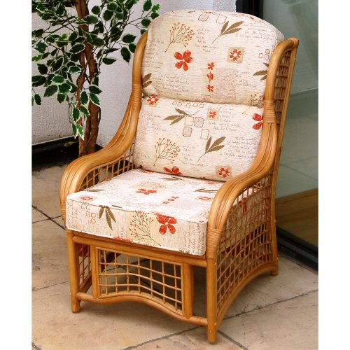 Home & Garden Direct Bali Conservatory Chair 2 Pack