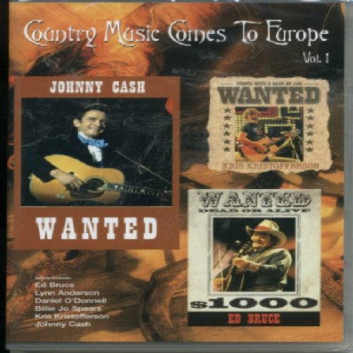 Vol. 1-Country Music Comes to Europe