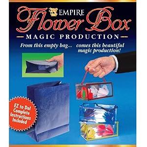 Flower Box Production - Easy Magic Trick