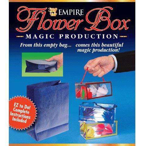 Flower Box Production – Easy Magic Trick