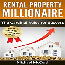 Rental Property: The Cardinal Rules for Success Audiobook by Michael McCord Narrated by Rick McVey