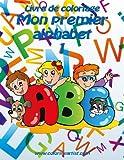 Livre de coloriage Mon premier alphabet 1...