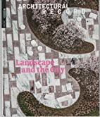 Architectural Record 2013 August (Landscape…