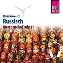 Russisch (Reise Know-How Kauderwelsch AusspracheTrainer) Hörbuch von Elke Becker Gesprochen von: Swetlana Peters, Elmar Walljasper