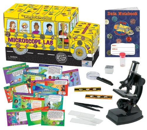 The-Magic-School-Bus-Microscope-Lab