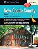 img - for New Castle Delaware Street Atlas book / textbook / text book