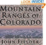 Mountain Ranges of Colorado
