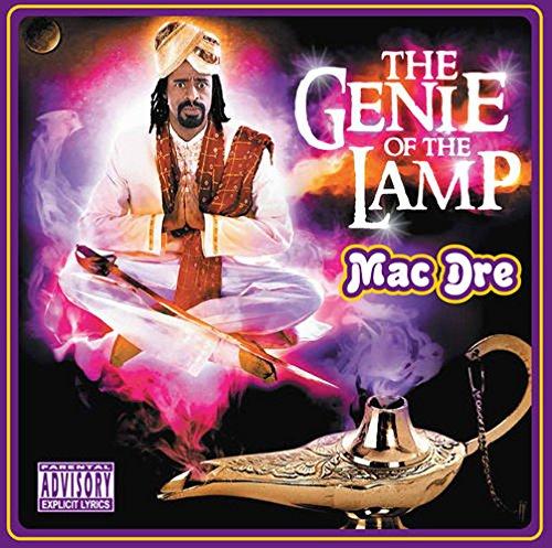 Mac Dre - The Genie Of The Lamp (Purple & Clear Vinyl)(X)