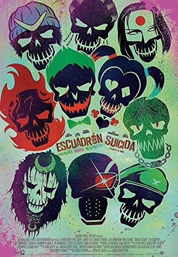 Escuadrón Suicida Blu-Ray Uhd [Blu-ray]