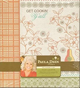 Paula Deen Fun Finds Recipe Binder 8.25x9-in.