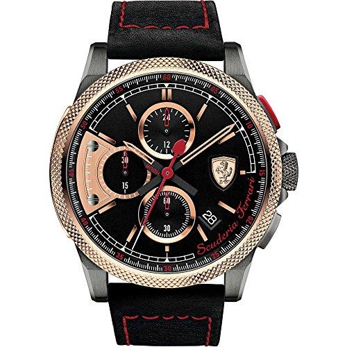 FERRARI SCUDERIA Reloj Cronografo Fórmula ITALIA S FER0830313 Para Hombre