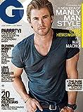 GQ Magazine (January 2015) Chris Hemsworth Cover