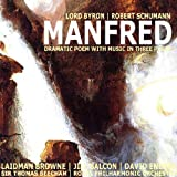 img - for Manfred: Dramatic Poem with Music in Three Parts book / textbook / text book