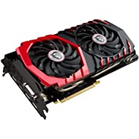 MSI GeForce GTX 1080 DirectX 12 Gaming 8GB 256-Bit GDDR5X Video Card + NVIDIA GIFT