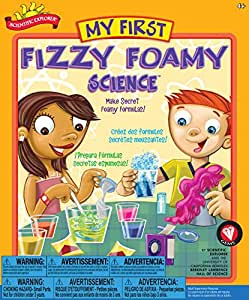 Explorateurs scientifiques Science spumeux Fizzy Kit-