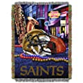 NFL Acrylic Tapestry Throw Blanket
