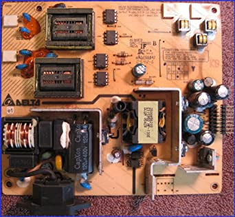 Repair Kit, Westinghouse LCM-19w4, LCD Monitor, Capacitors, Not the Entire Board