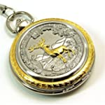 Boxx Deer Jumbo Size Pocket Watch on...