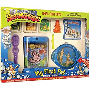 Sea Monkeys My First Pet