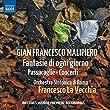Malipiero: Fantasie Di Ogni Giomo [Francesco La Vecchia] [Naxos: 8573291]