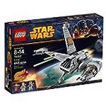 LEGO Star 75050 B Wing Building