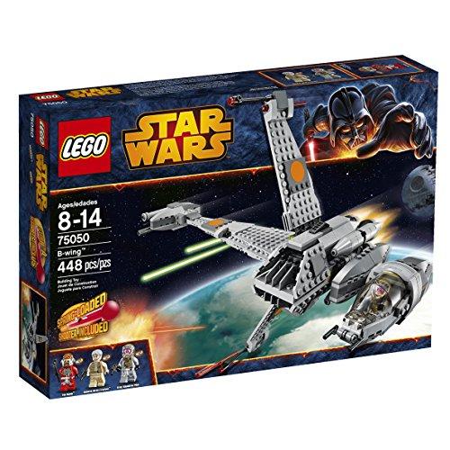 LEGO 乐高 星球大战系列 B翼战机 75050 $39.99(约¥320)