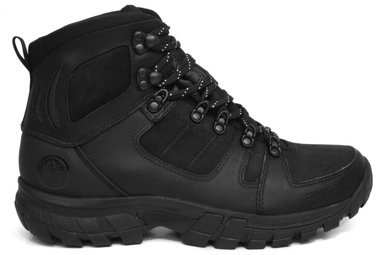 Timberland Men's Radler Cadrad Waterproof Boot 75180 (Black, 10.5)